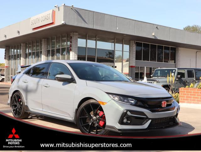 2020 Honda Civic Hatchback Sport Costa Mesa CA