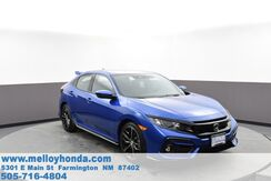 2020_Honda_Civic Hatchback_Sport_ Farmington NM