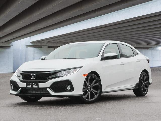 2020 Honda Civic Hatchback Sport Moncton NB