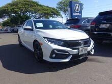 2020_Honda_Civic Hatchback_Sport Touring CVT_ Kahului HI