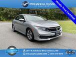 2020 Honda Civic LX ** Honda True Certified 7 Year / 100,000  **