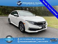 Honda Civic LX ** Honda True Certified 7 Year / 100,000  ** 2020