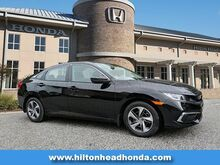 2020_Honda_Civic_LX_ Bluffton SC