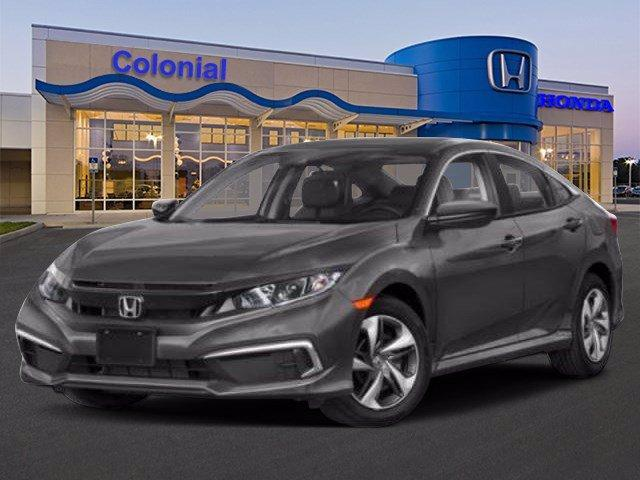 2020 Honda Civic LX CVT Dartmouth MA