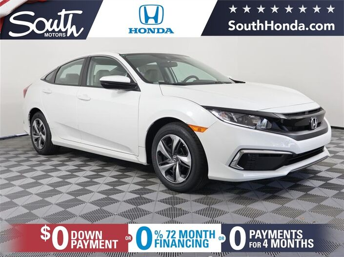 2020 Honda Civic LX Miami FL