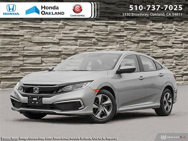 2020 Honda Civic LX Oakland CA