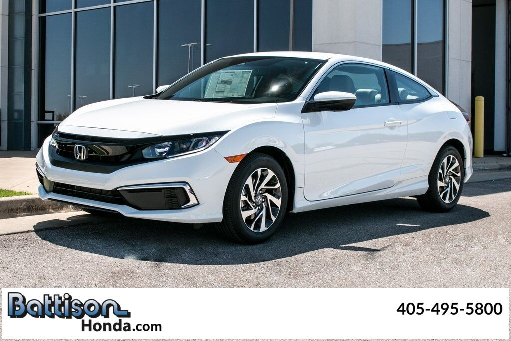 2020_Honda_Civic_LX_ Oklahoma City OK