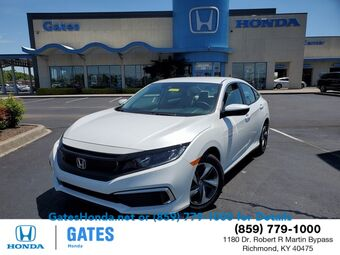 2020_Honda_Civic_LX_ Richmond KY