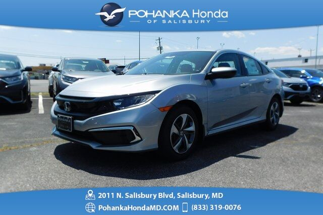 2020 Honda Civic LX Salisbury MD