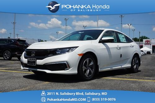 2020_Honda_Civic_LX_ Salisbury MD