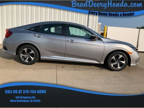 2020 Honda Civic LX West Burlington IA