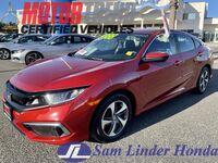 2020 Honda Civic LX w/Pedigree
