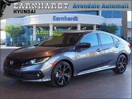 2020_Honda_Civic Sedan_4d Sport CVT_ Phoenix AZ