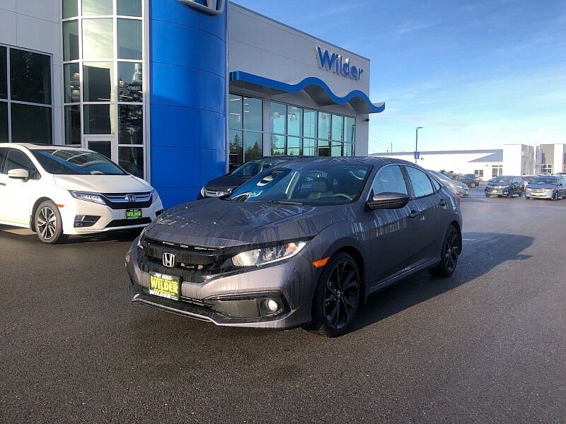 2020 Honda Civic Sedan 4d Sport CVT Port Angeles WA