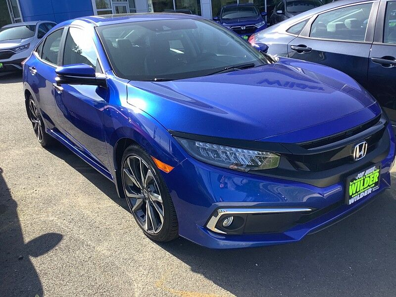 2020 Honda Civic Sedan 4d Touring Port Angeles WA