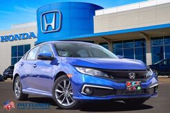 2020_Honda_Civic Sedan_EX_ Wichita Falls TX
