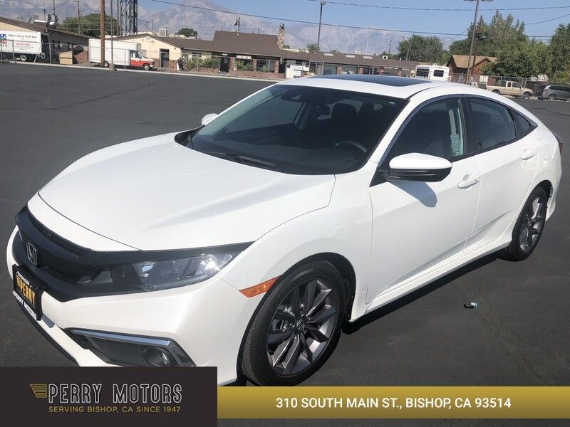 2020 Honda Civic Sedan EX Bishop CA