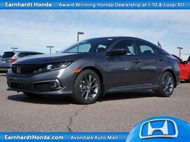 2020_Honda_Civic Sedan_EX CVT_ Phoenix AZ
