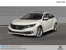 2020_Honda_Civic Sedan_EX CVT_ Rocky Mount NC
