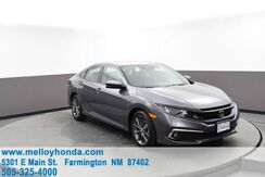 2020_Honda_Civic Sedan_EX_ Farmington NM