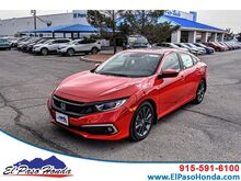 2020_Honda_Civic Sedan_EX-L CVT_ El Paso TX