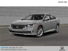 2020_Honda_Civic Sedan_EX-L CVT_ Rocky Mount NC