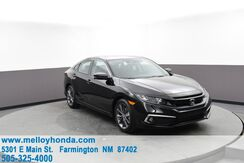 2020_Honda_Civic Sedan_EX-L_ Farmington NM