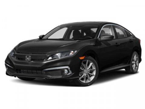 2020 Honda Civic Sedan EX-L Fontana CA
