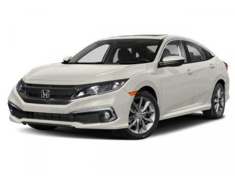 2020 Honda Civic Sedan EX-L Green Bay WI
