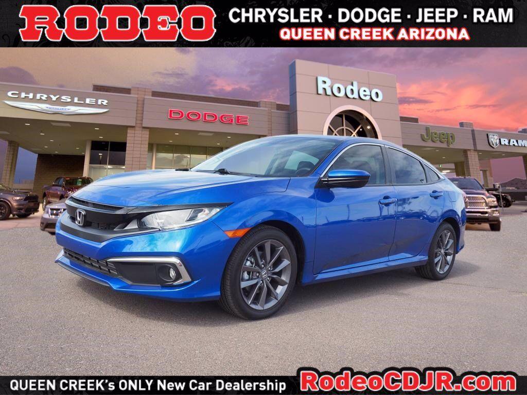 2020 Honda Civic Sedan EX-L Phoenix AZ