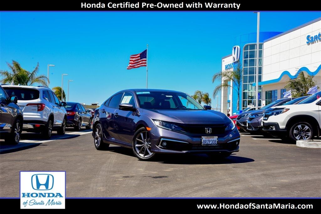 2020 Honda Civic Sedan EX-L Santa Maria CA