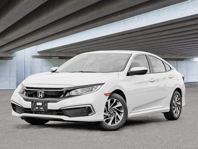 2020 Honda Civic Sedan EX Moncton NB