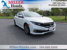 2020_Honda_Civic Sedan_EX_ Martinsburg