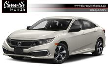 2020_Honda_Civic Sedan_LX - Manual_ Clarenville NL