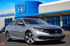 2020_Honda_Civic Sedan_LX_ Wichita Falls TX