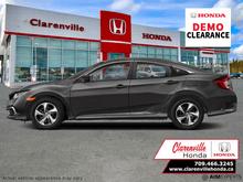 2020_Honda_Civic Sedan_LX CVT   - DEMO! w Free Winter Tires/Rims_ Clarenville NL