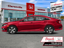 2020_Honda_Civic Sedan_LX CVT  - Heated Seats_ Clarenville NL
