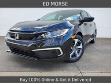 2020_Honda_Civic Sedan_LX CVT_ Delray Beach FL