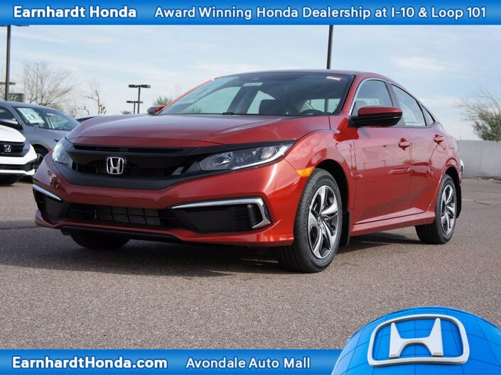 2020 Honda Civic Sedan LX CVT Avondale AZ