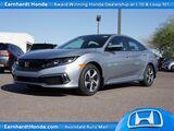 2020 Honda Civic Sedan LX CVT Video