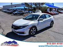 2020_Honda_Civic Sedan_LX CVT_ El Paso TX