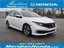 2020_Honda_Civic Sedan_LX CVT_ Meridian MS