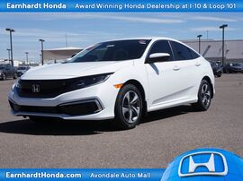 2020_Honda_Civic Sedan_LX CVT_ Phoenix AZ