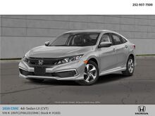 2020_Honda_Civic Sedan_LX CVT_ Rocky Mount NC