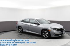 2020_Honda_Civic Sedan_LX_ Farmington NM
