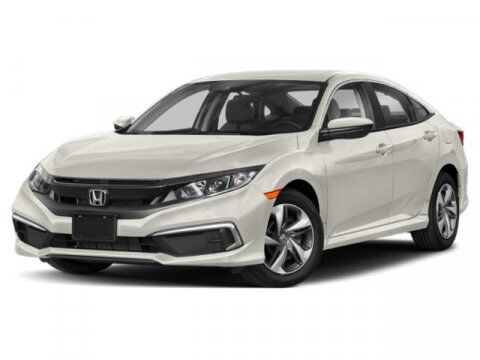 2020 Honda Civic Sedan LX Fontana CA