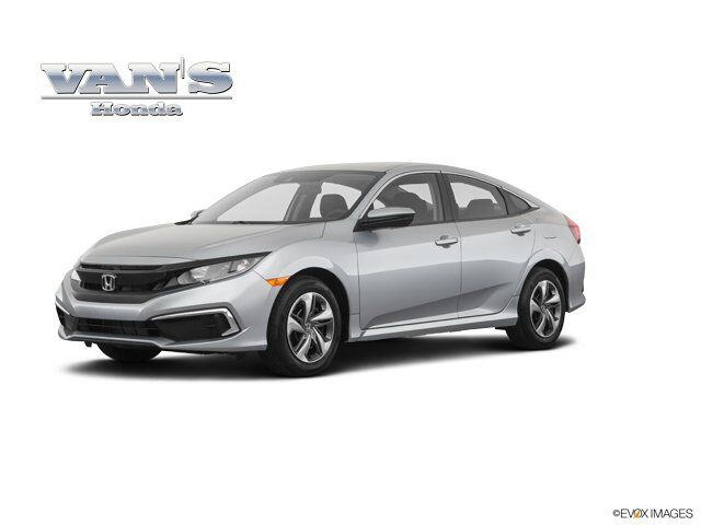 2020 Honda Civic Sedan LX Green Bay WI