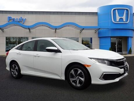 2020 Honda Civic Sedan LX Libertyville IL