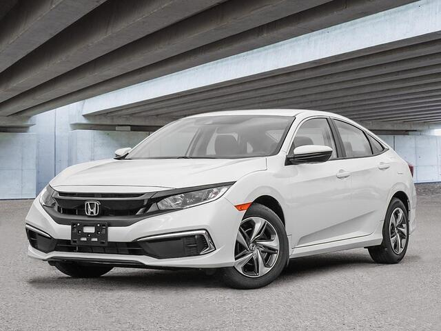 2020 Honda Civic Sedan LX Moncton NB