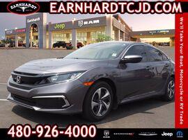 2020_Honda_Civic Sedan_LX_ Phoenix AZ